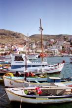 Im Hafen von Pythagorion auf Samos, 17.6.Kopie