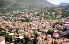 Die Altstadt Vathi von Samos, 19.6.1994
