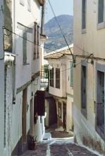 In der Altstadt von Samos, 19.6.