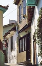 Häuser in Vathi, 19.6.