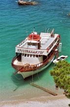 Das Schiff, das uns hergebracht hat, 14.6.1998