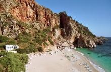 Der Kyria Panagia Strand, 15.6.1998