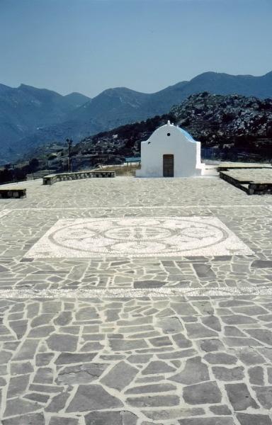 Mosaiken in Mesochori, 20.6.1998