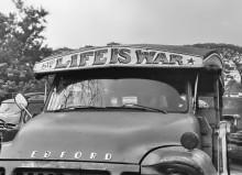 Life is war