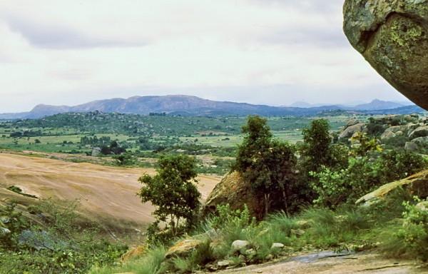 Domboshawa im Mashonaland, 10.2.1985