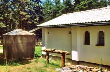 Neubauten im landwirtschaftliches Ausbildungszentrum in Vhitepo, 1988