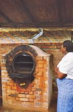 Backofen im Glenforest Zentrum, 1988