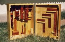 Werkzeugkiste für Tischler, 1989