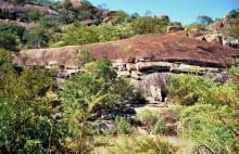 Matobos Felslandschaft