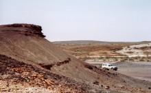 Beim Verbrannten Berg, 1999