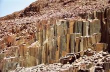 Die Basaltsäulen der Orgelpfeifen, 1999
