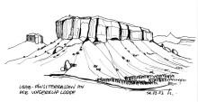 Ugab Terrassen Berge, 2001