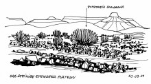 Das Etendeka Plateau, 2001