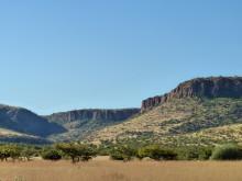 Etendeka Plateau Impressionen, 16.07.2011