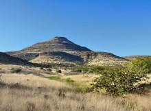 Etendeka Landschaft, 16.07.2011