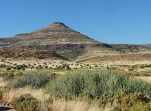 Etendeka Mountain Camp - die Umgebung, 16.07.2011