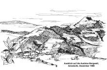Bergwelt um Amedzofe, 1980