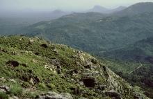 In den Avatime Bergen zu Ostern 1981