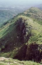 Im Avatime Gebirge, 1981