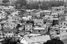 Die Stadt Elmina, 1982