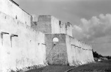 Außenmauern vom Fort St. Jago, 1971