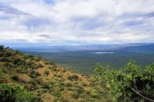 Blick ins Rift Tal im November 1989