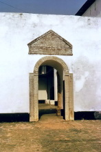 Baudetails Fort Sebastian, 1967