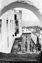Fernblick vom Fort Sebastian, 1969