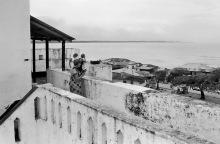 Blick auf das Meer vor der Tür, 1969