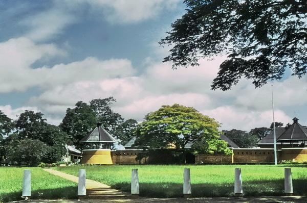 Das Kumasi Fort, 1974