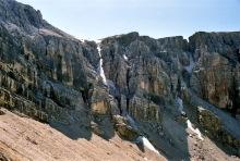 Zum Klettersteig zur Nives Scharte, 31.7.