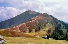 Der Aufstieg zum Pic Berg, 17.9.