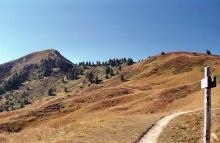 Zum Pic Berg, 19.9.
