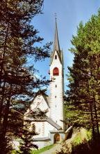 Die Jakobskirche,18.9.01