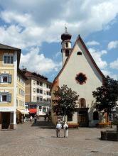 In St. Ulrich, 29.06.