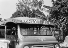 Money rules all