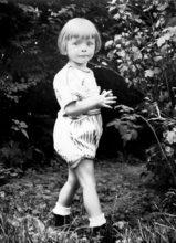 2 Jahre alt in Magdeburg, 1934
